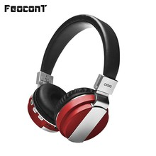 Bluetooth Wireless Headphones Audio Headset Stereo Heavy Bass Cordless Gaming Music Headset Earphone With Mic TF For Phone PC gift candy colored headphones headband earphone stereo music headset with microphone for pc phone