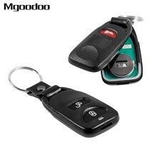 2+1 Buttons Smart Keyless Remote Car Key Fob 315MHz For Hyundai Elantra Tucson Santa Fe 3 Replacement Transmitter