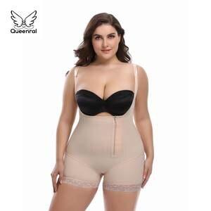 024346317f Queenral Shapewear waist Corset Slimming body shaper women
