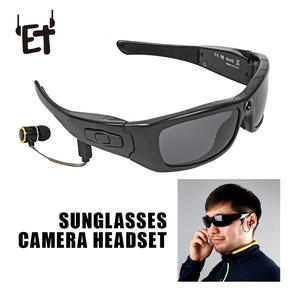 Camera Mp3-Player Bluetooth Sunglasses Mini Dv Camcorder Earphones Support HD1080P Outdoor