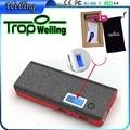 Tropweiling милый power bank diy 10000 мАч 18650 power bank box портативный аккумулятор usb портативное зарядное устройство для телефонов