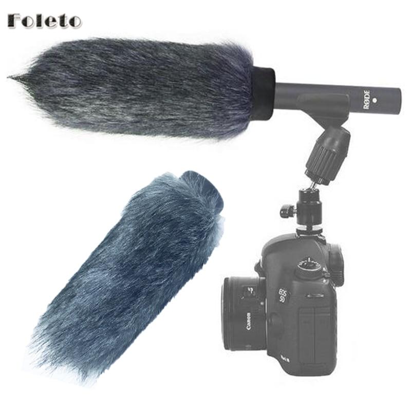 Foleto Microphone Windscreen Wind Muff