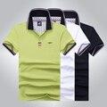 Tace и акула футболка мужская 2016 Новый стиль летом с коротким рукавом хлопок свободного покроя коммерческие прямые элегантный бесплатная доставка