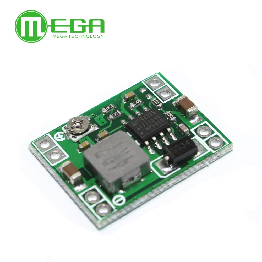 Mini360 Aircraft Model Buck Module DC-DC Vehicle Power Supply Module LM2596 UK*