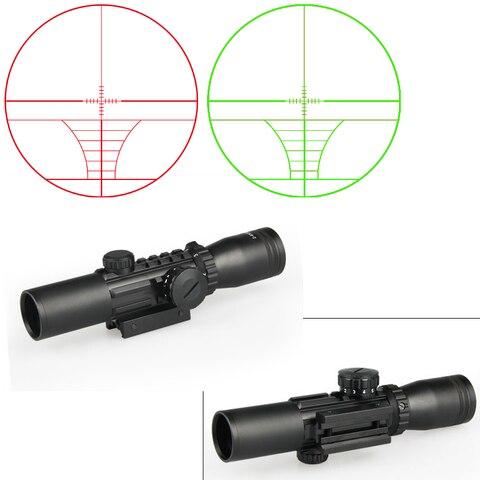 rifle tatico escopo 2 6x28e riflescope airsoft tiro e caca
