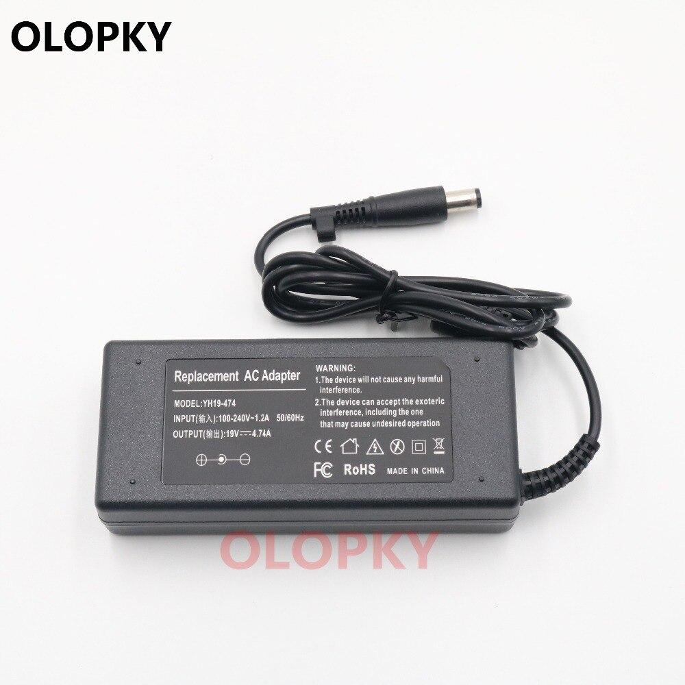 Ноутбук адаптироваться Питание Зарядное устройство для hp Probook 4520s 4710S 4720s 6531s 6440B 6445B 6450b 6460B 6545B 6550 6550B 6555 6555B