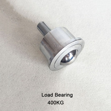 1PCS Extra Heavy duty universal ball bearing cattle eye ball belt with m20 screw cattle eyeball ball Load Bearing 400KG JF1356 sp90 3500kg load capacity ball bearing roller caster sp 90 euro 0 3 tons ahcell super heavy duty steel ball transfer unit