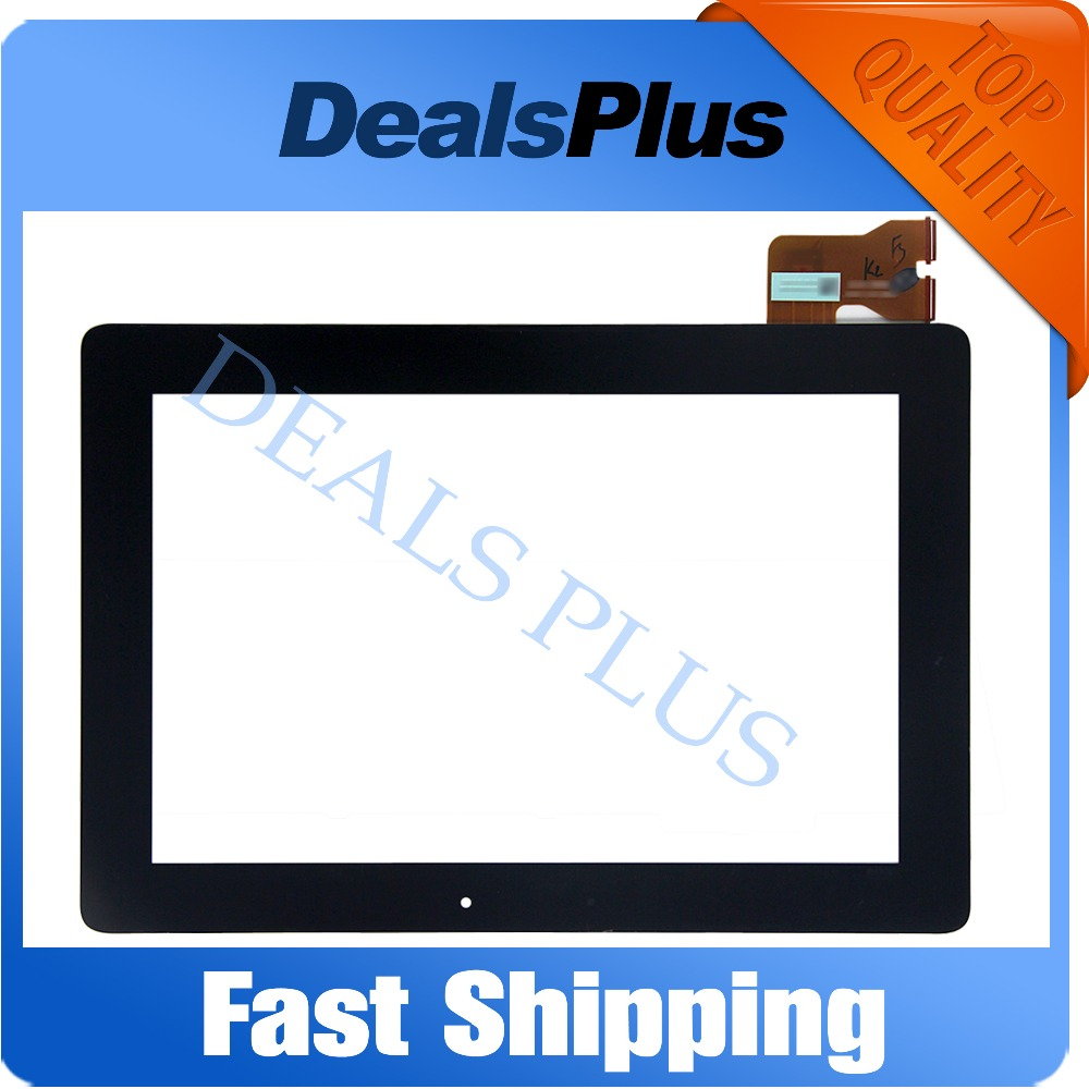 Replacement New Touch Screen  Digitizer Glass For Asus MeMo Pad Smart 10 ME301 K001 ME301T 5280N FPC-1 Black Free Shipping new for asus eee pad transformer prime tf201 version 1 0 touch screen glass digitizer panel tools