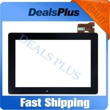 Ersatz Neue Touchscreen Digitizer Glas Für Asus MeMo Pad Smart 10 ME301 K001 ME301T 5280N FPC-1 Schwarz Kostenloser Versand