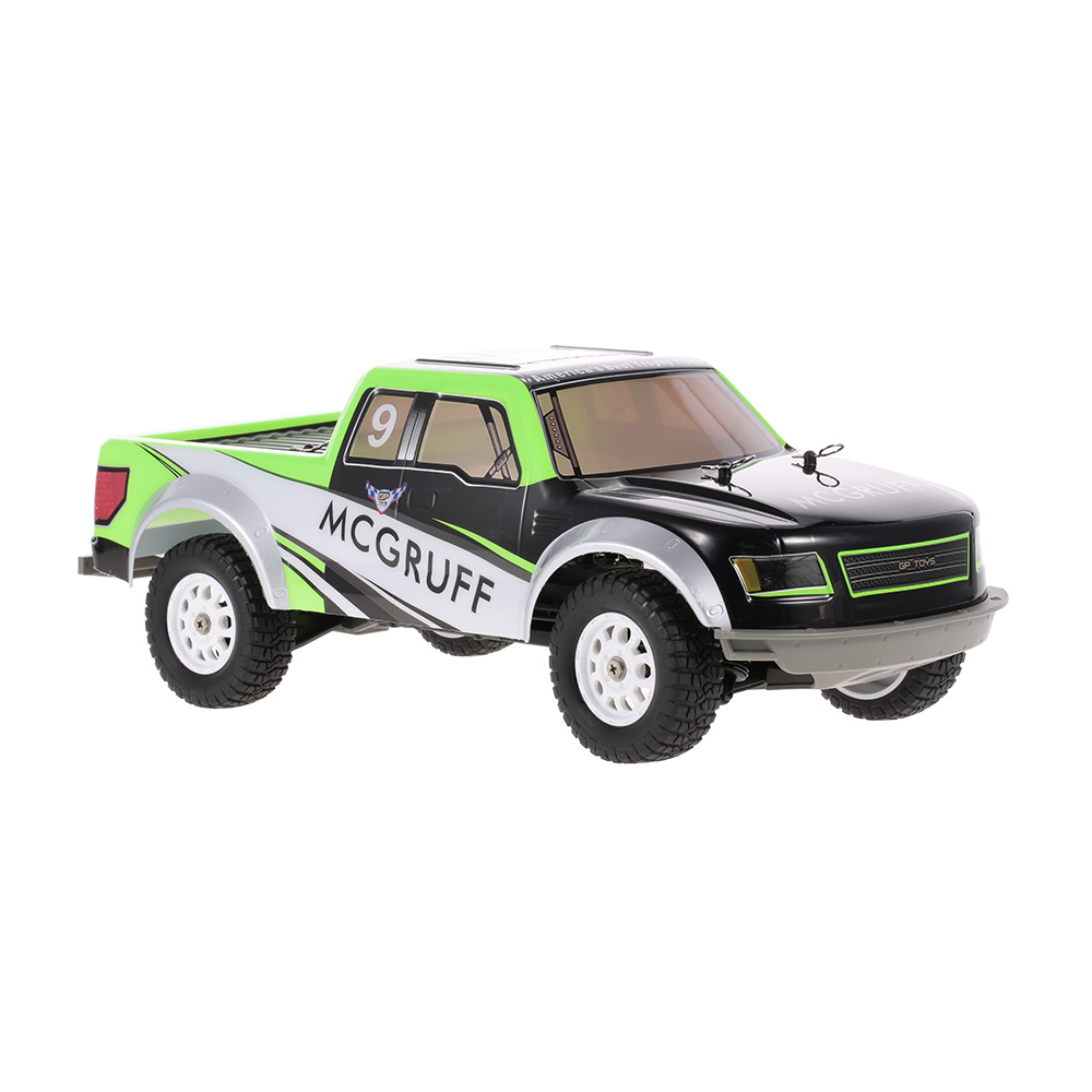 S926 Pickup Truck 1 12 Rc Car 4wd 20mph High Speed Off Road Model Brand Name Waterproof Gptoys Item Circuit Board Package List Remote Controller Usb Charging Cable Balance Charger Box 2 Battery Screwdriver 4 Clip Manual