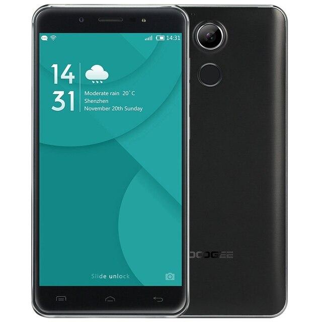 Doogee F7 5.5 дюймов мобильного телефона Android 6.0 helio X20 2.3 ГГц Дека core 3 ГБ смартфон Оперативная память 32 ГБ Встроенная память 13.0mp Камера смартфон