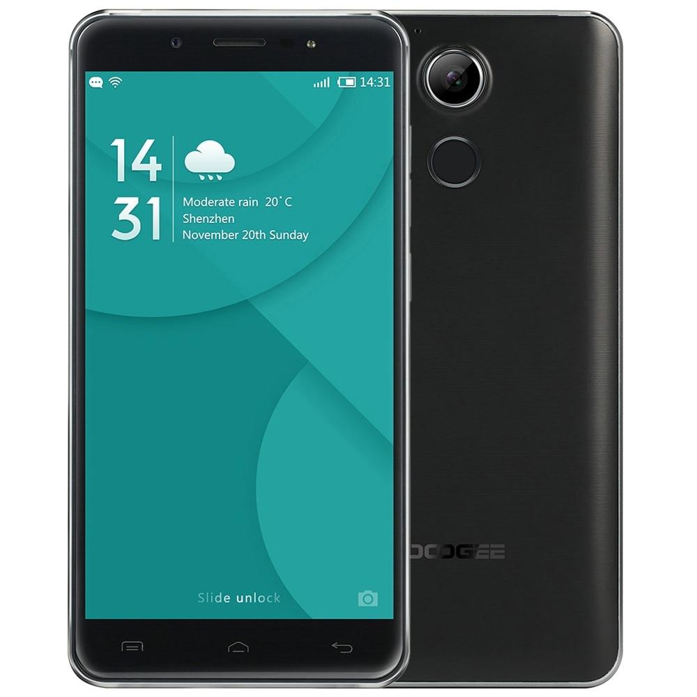 Doogee F7 5,5 zoll Handy Android 6.0 Helio X20 2,3 GHz Deca Core 3 GB Smartphone RAM 32 GB ROM 13.0MP Kamera Smartphone