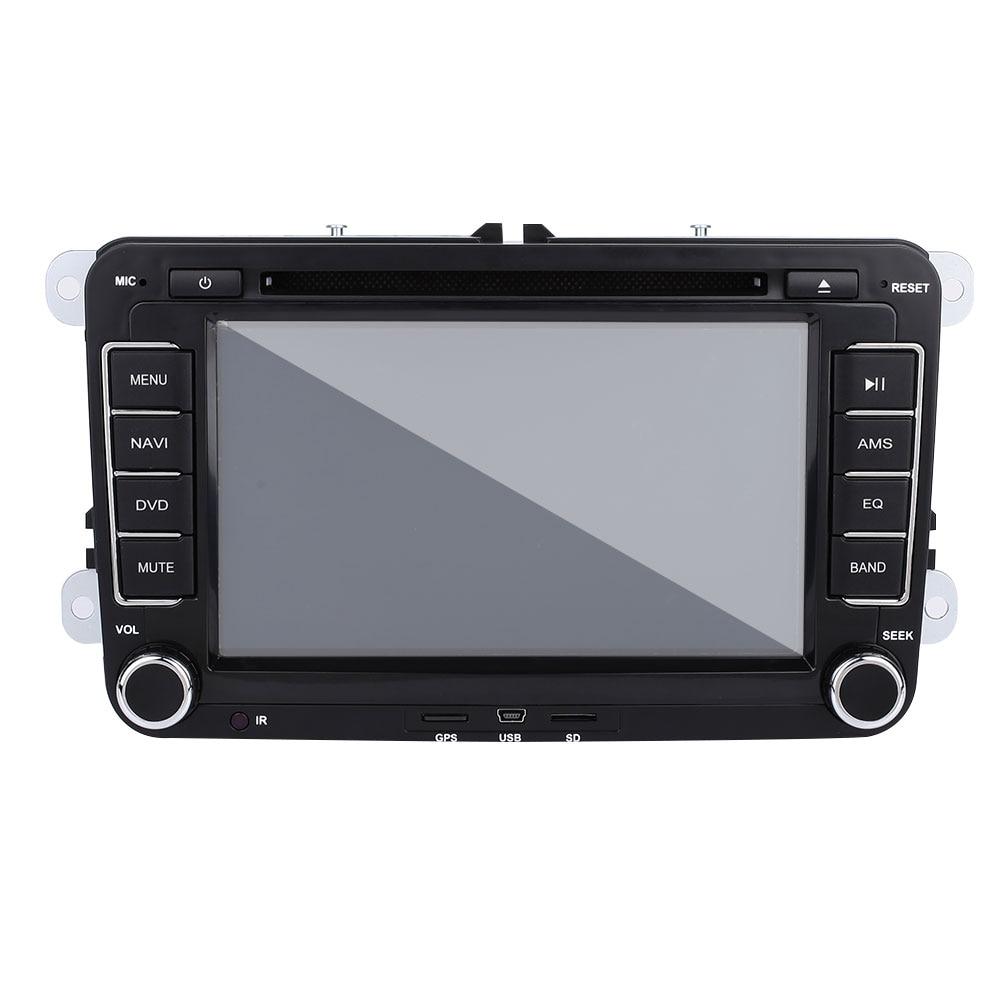 Vehemo 7 дюймов Автомобильный навигатор gps навигатор карта DVD для датчиков система навигации транспортного средства портативная цифровая электроника для fm-передачи