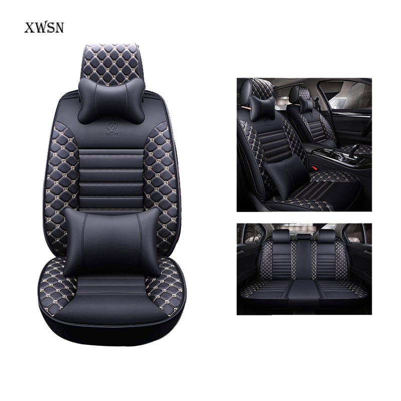 Universal car seat cover for skoda rapid superb 2 yeti kodiaq octavia a5 car accessories covers