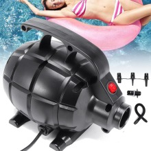 Электрический воздушный насос никель-кадмиевый аккумулятор насос для надувания надувать дефлят для наружного надувного Airtrack Zorb мяч, надувной