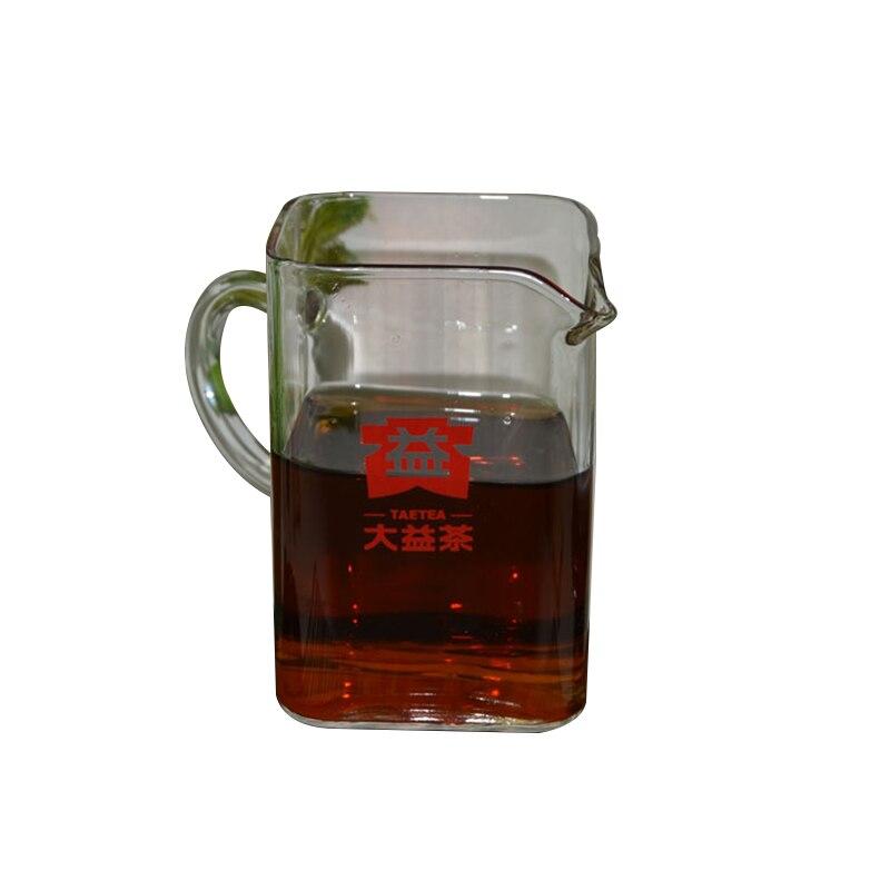 Akcesoria DaYi Zagesccie Ciepła Szklany Sprawiedliwe Kung Fu Herbaty Kubek odporny na Wysokie Temperatury Przejrzyste Herbata Morze Sub Urządzenie Herbaty Q $
