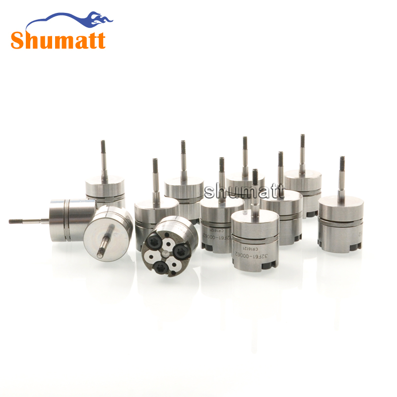 ФОТО Common Rail 320D Excavator Injector Control Valve 32F61-00062 for CAT 320D Injector Matched for Injector 326-4700 BF161015141