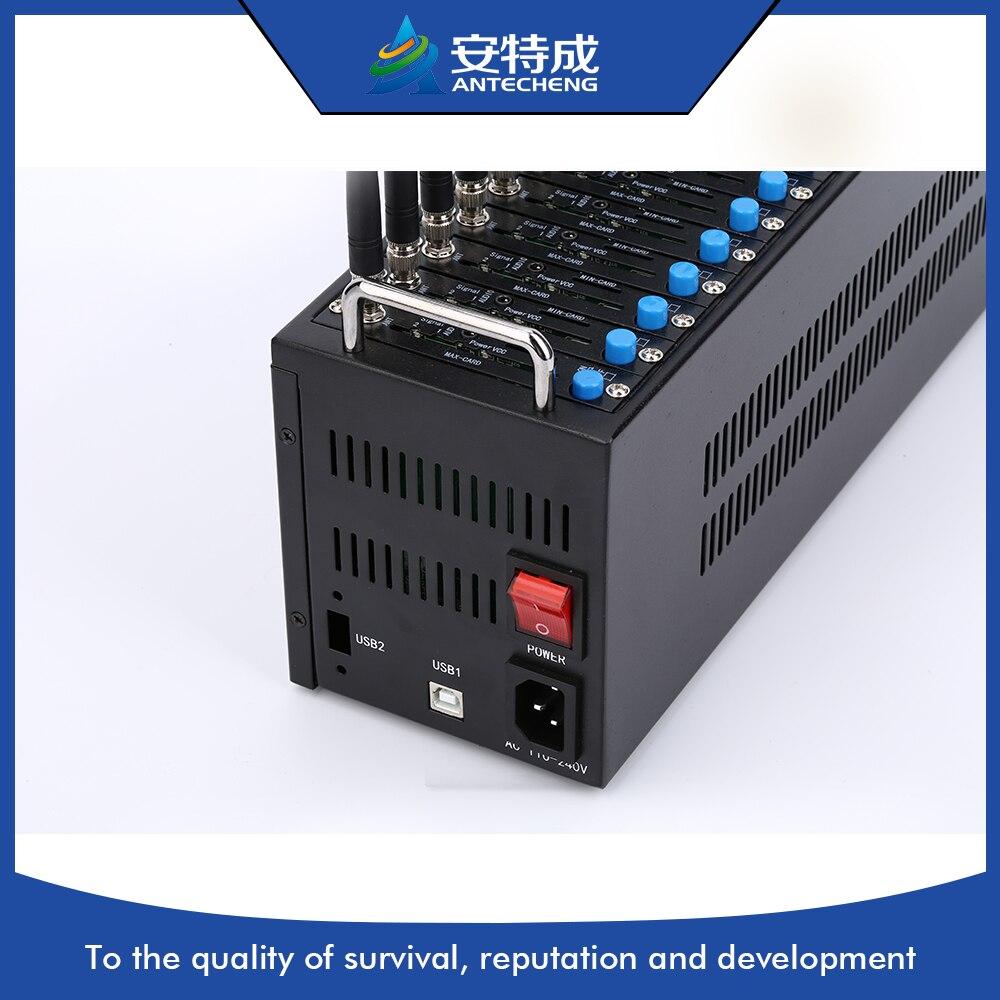 Фабрика USB смс 16 портов gsm-модема WAVECOM USB сим-карта GSM SMS модемный пул USSD stk мобильный пополнение Бесплатная sms программного обеспечения