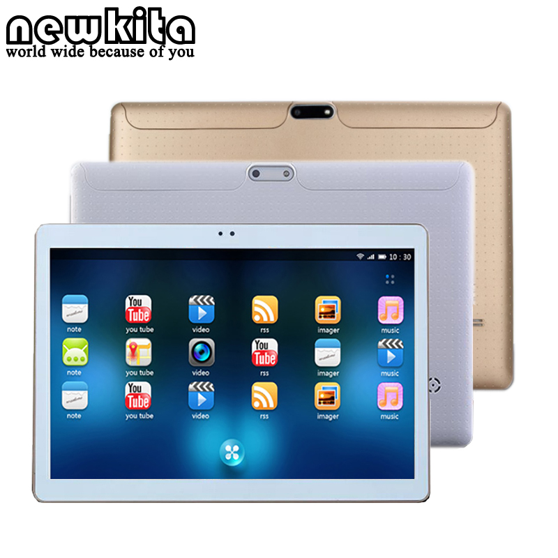 10.1 inch 3G Octa Core Tablet Android 5.1 OS RAM 4GB ROM 32GB 1280*800 IPS 5.0MP GPS Bluetooth Brand PC Tablet