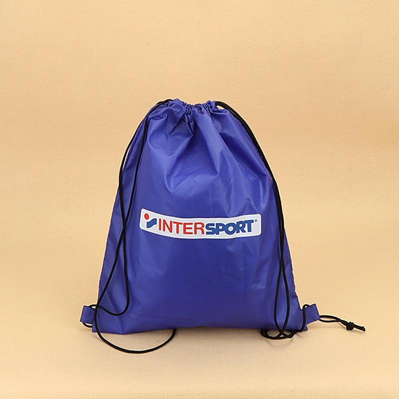 YOUQU Promotional  Top Quality Cheap Custom Drawstring Bag With Logo Printing