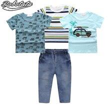 Bobotata Summer Children Clothing Toddler Boys Clothes T-shi