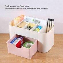Makeup Organizer Drawer Cosmetics Organizer Storage Box Finishing Box Desktop Je