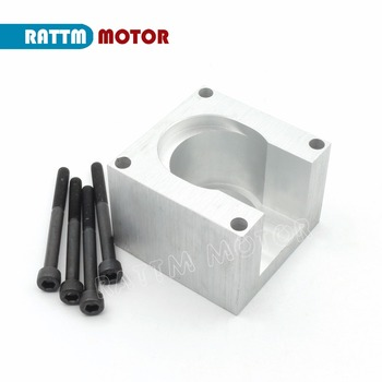 Envío Gratis pisando motor NEMA23 soportes soporte de la instalación de