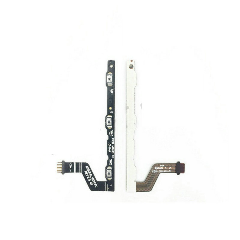 New Original Power On Off & Volume Buttons Flex Cable For Asus Zenfone 6 ZF6 T00G A600CG Phone