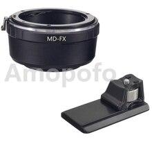 Amopofo MD-FX Long Tripod Adapter,for Minolta MC MD Lens to Fujifilm X-Pro1 X-E1 E2 X-A Camera Adapter