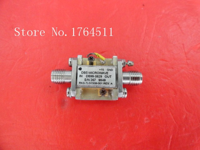 [BELLA] NARDA DB99-0829 15V SMA Supply Amplifier