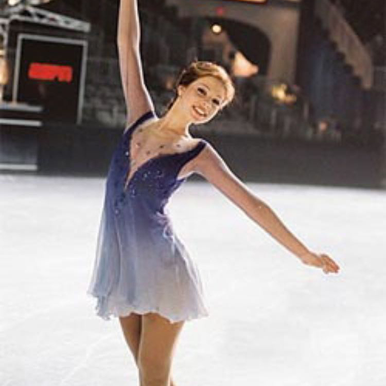 Ice Skating Competition Dress Girls Skating Dresses-girls Sporting Goods
