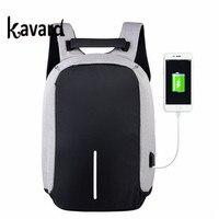 Anti Theft Bag Laptop Security Backpack For Teenager Travel Bag Multi Function Backpack Men External USB