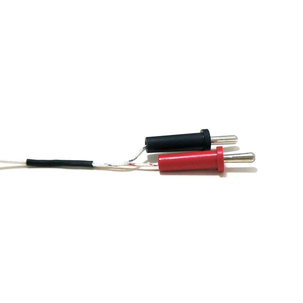 WHCYonline TP 01A TP01A TP 01A K typ Länge Draht Temperatur Test ...