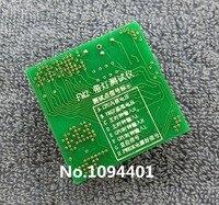 1pcs * 새로운 fm2 cpu 소켓 테스터 더미 부하 가짜 부하 led 표시기