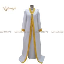 Kisstyle moda a certain índice mágico índice uniforme cos ropa cosplay, modificado para requisitos particulares aceptado