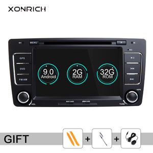 2 Din Android 9.0 Car DVD Play