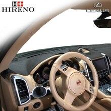 Salpicadero del coche automóvil cojín del aislamiento de calor Para Lexus CT200H ES250 ES350 RX270 RX350 IS250 IS300C RX200t NX200 Evita el cojín ligero