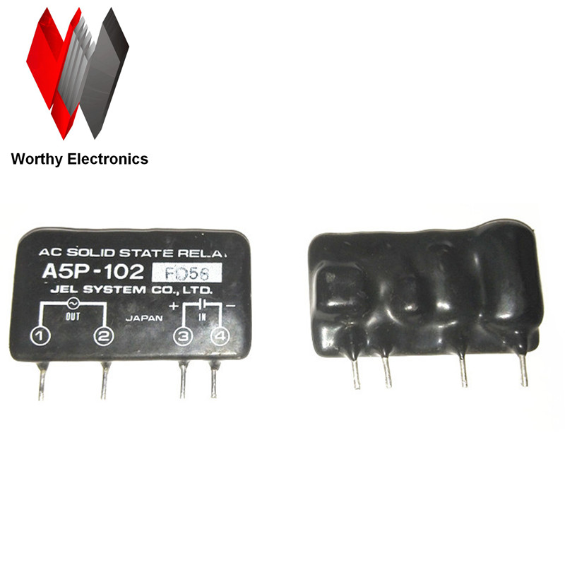 wholesale 10pcs lot relay A5P 102 AC