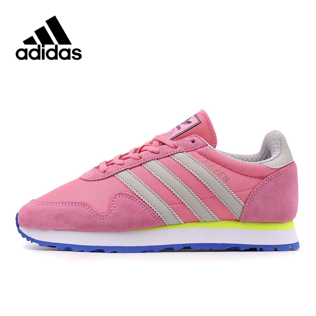 Original New Arrival Official Adidas Originals HAVEN Women s Skateboarding  Shoes Sneakers b6faa4677