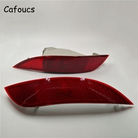 Cafoucs Car Rear Bumper Lamp For Ford Focus 2015 2017 Tail Reflector Warning Light