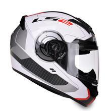 Moto Helm Kask LS2 FF352 ROOKIE Helmets For Suzuki Motorbike