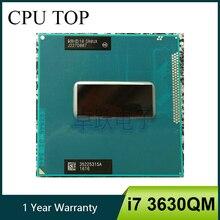 Процессор Intel Core i7 3630QM SR0UX PGA 2,4 ГГц четырехъядерный процессор для ноутбука Socket G2 CPU