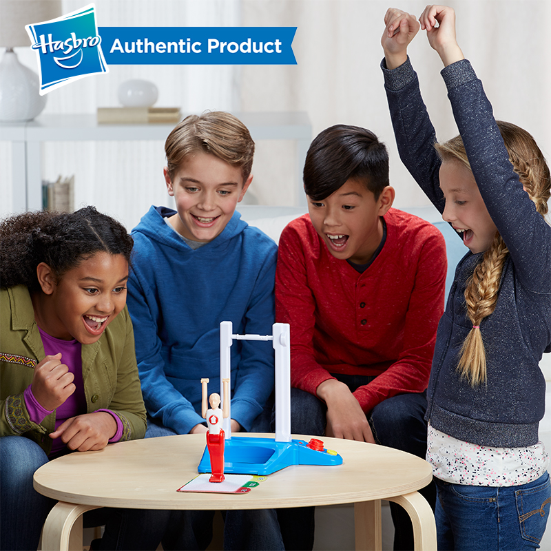 hasbro childrens hos preparing -