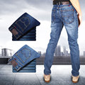 Mens Spring Fashion Full Length Solid Skinny Jeans Men Brand Designer Clothing Denim Pants Luxury Casual Plus Size Trousers