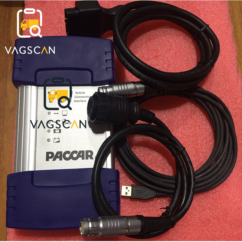 US $2199 0 |truck diagnostic scanner for daf truck diagnostic software  Paccar davie DAF 560 MUX heavy duty-in Car Diagnostic Cables & Connectors  from