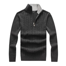 RICHARDROGER   Men'S Pullover Sweaters 2017 New Fashion Brand Casual Sweater 026
