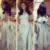I Bahía U Satén Clebrity Vestidos de Noche Robe Soiree Strapless Beads Ruffles Larga Árabe Vestido de Noche Oscar Ariana grande Vestido