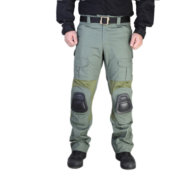 New arrival! Tactical Pants With Knee Pads Airsoft Emerson Combat Training Military Trousers EM7038F Climbing pants emerson g2 tactical pants with knee pads airsoft combat training military trousers bdu army airsoft paintball pants em8525