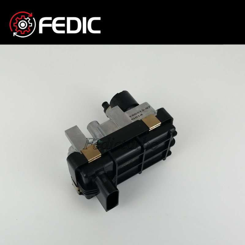 Turbo electronic actuator wastegate G 014 781751 6NW009660 GTB2260VK 758352 for BMW 325D 330D 330XD E90