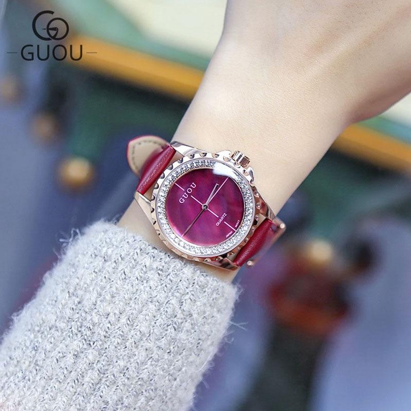 2018 Woman Lady Wrist Watch Clock Crystal Simple Women Watch Classic Luxury Brand Female Ladies Watch For Women Relogio Feminino